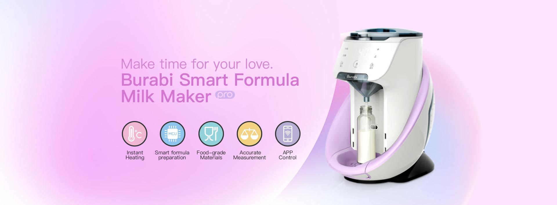 Smart Formula Milk Maker