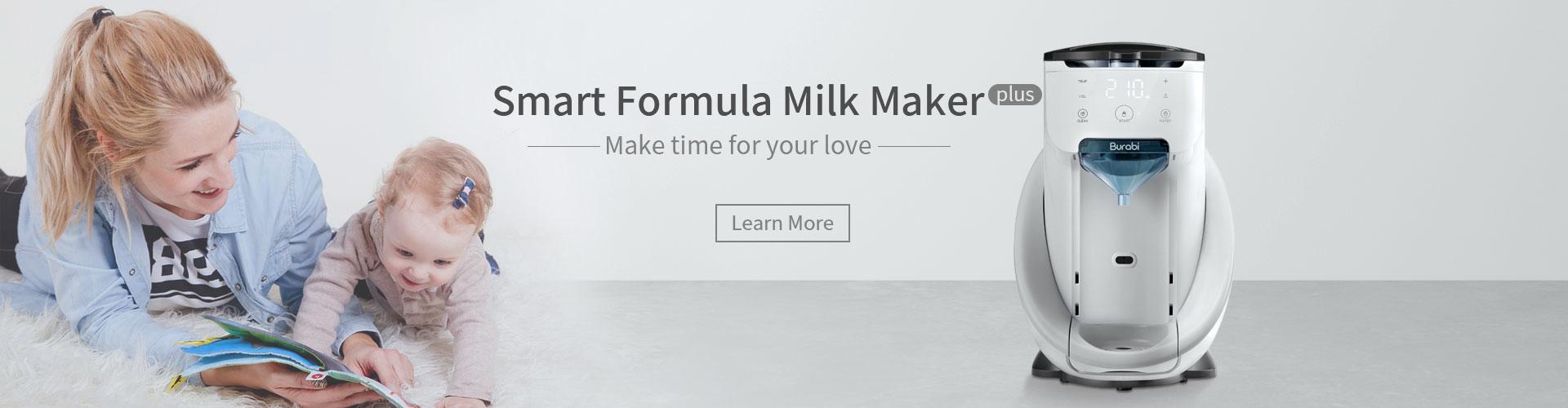 Smart fromula milk maker
